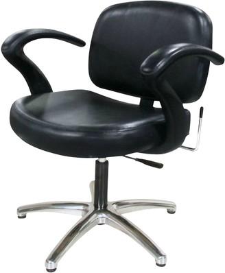 Jeff & Co. Cella Shampoo Chair with 5-Star Chrome Base