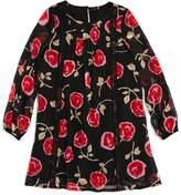 Kate Spade Girls' Floral-Print Dress