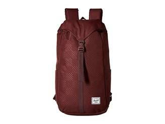 Herschel Thompson (Black) Backpack Bags