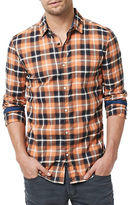 Buffalo David Bitton Lury Plaid Shirt