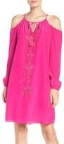 Lilly Pulitzer Fulton Silk Tunic Dress