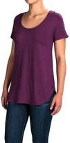 Kavu Cozumel Free Flowing Strappy-Back Shirt - Viscose, Short Sleeve (For Women)