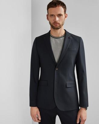 Ted Baker Textured Semi Plain Jacket