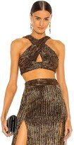 Thumbnail for your product : Nookie Alchemy Crop Top