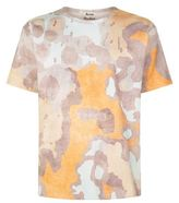 Acne Studios All-over Bark Print T-shirt