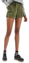 Topshop Women's Utility Shorts