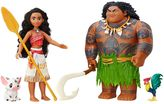 Hasbro Disney's Moana Adventure Collection by