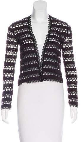 Chanel Cashmere-Blend Cardigan