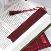 Hurleyburley Best Teacher Personalised Bookmark