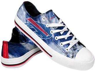 Women's Buffalo Bills Tie-Dye Canvas Shoe
