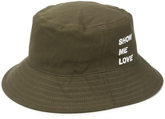 Honey Fucking Dijon Show Me Love bucket hat