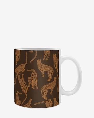 Express Deny Designs Cheetah Gisselle Coffee Mug