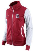 Nike Women's St. Louis Cardinals Full-Zip Track Jacket