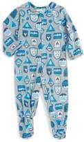 Tucker + Tate Print One-Piece Pajamas (Baby Boys)