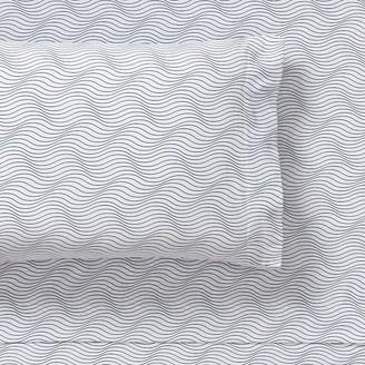 Pottery Barn Teen Kelly Slater Make Waves REPREVE Recycled Blend Sheet Set