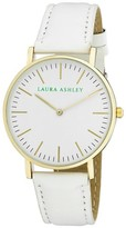 Laura Ashley Ladies Band with Ultra-thin Case Watch