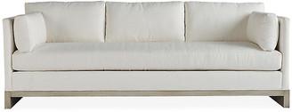 Michael Thomas Collection Gent Sofa - Snow Crypton