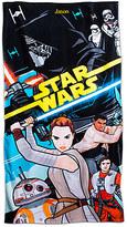 Disney Star Wars : The Force Awakens Beach Towel - Personalizable