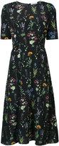 Altuzarra Sylvia floral dress - women - Silk - 44