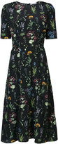 Altuzarra Sylvia floral dress