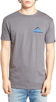 Quiksilver Neon Graphic T-Shirt