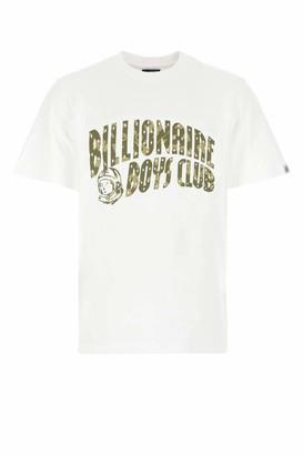 Billionaire Boys Club Arch Logo Print T-Shirt