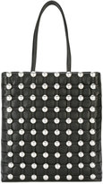 Alexander Wang dome stud shopper tote