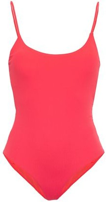 Onia Gabriella Ribbed Swimsuit