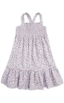Kate Spade smocked cover-up dress (Big Girls)