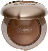 Too Faced Bronzed Peach Melting Powder Bronzer - Peaches and Cream Collection
