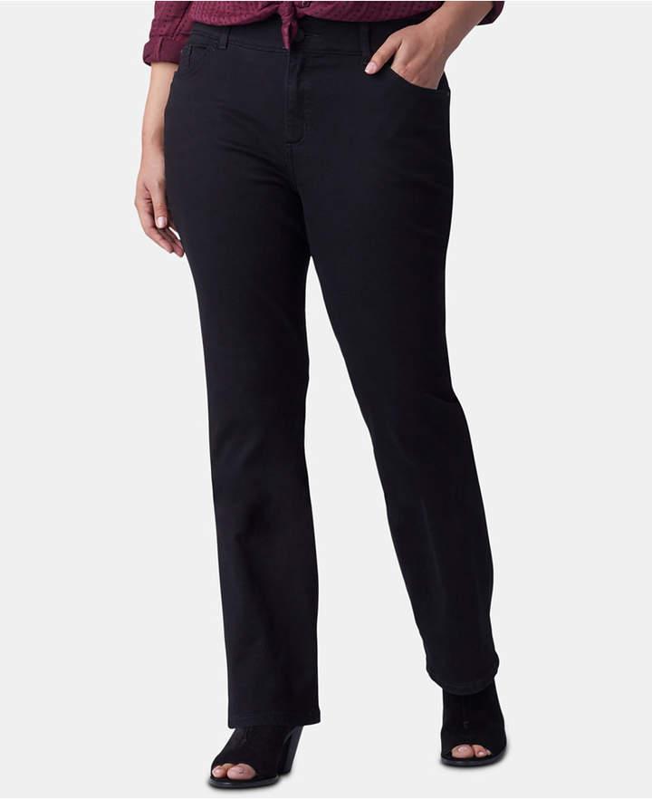 b0517383 Black Plus Size Jeans on Sale - ShopStyle