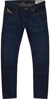 Diesel Larkee 0853r Straight Jeans, Mid Wash