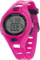 Soleus Women's SR019-600 Dash Small Digital Display Quartz Pink Watch