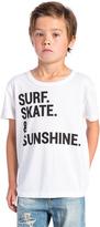 Chaser Surf Skate & Sunshine Tee