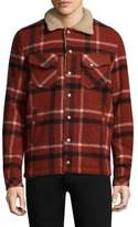 Nudie Jeans Lenny Checkered Jacket