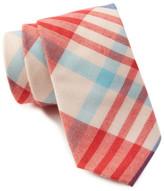 Original Penguin Terrence Plaid Slim Tie