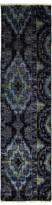 "Bloomingdale's Ikat Collection Oriental Rug, 2'7"" x 10'2"""
