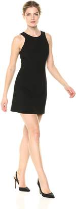 French Connection Women's Whisper Light Sleevless Strappy Stretch Mini Dress