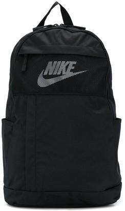 Nike Logo Print Backpack