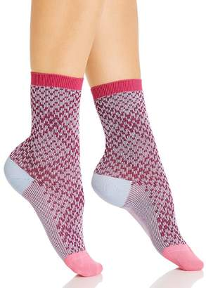 Happy Socks Rosa Crew Socks