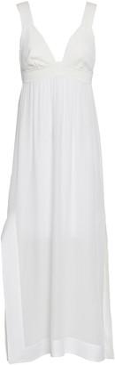 Gentry Portofino Gentryportofino Belted Knitted Midi Dress
