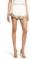 Show Me Your Mumu Women's High Waist Ashton Shorts