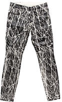 Proenza Schouler Printed Skinny Jeans