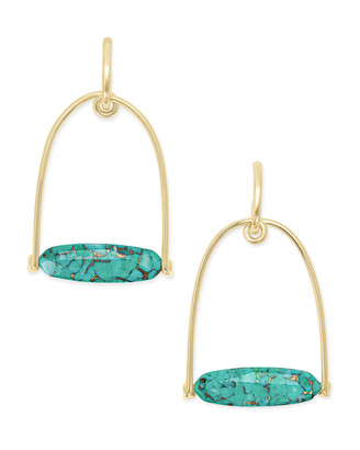 Kendra Scott Sassy Statement Earrings
