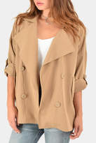 BB Dakota Genette Trench Jacket