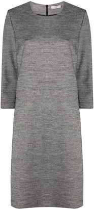 Peserico Plain Shift Dress