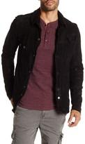 Rogue Genuine Leather Shirt Jacket