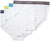 Calvin Klein Underwear Cotton Classic Brief 4-Pack U4000 Men's Underwear