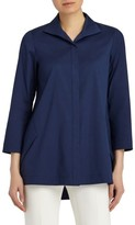 Lafayette 148 New York Women's Marla Tunic Blouse