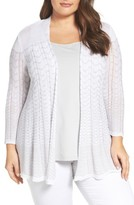 Nic+Zoe Plus Size Women's High Tide Cardigan